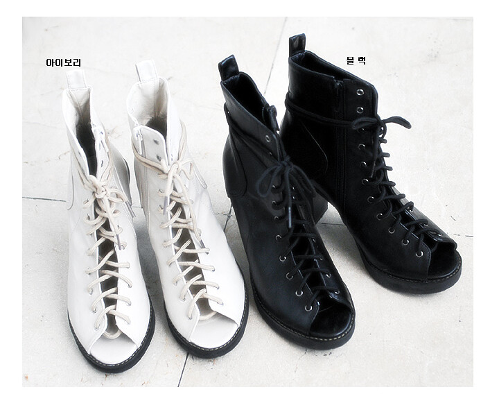 miss hong lace up boots 1