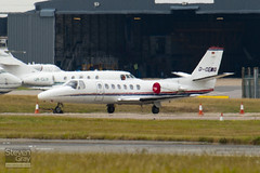 D-CEMG - 560-0463 - Private - Cessna 560 Citation Ultra - Luton - 100812 - Steven Gray - IMG_1419
