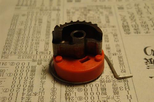 Sram Doubletap lever dismantle 19