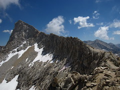 Sawtooth Peak Photo