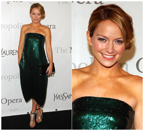 becki-newton-ysl-spring-2009-green-sequin-dress