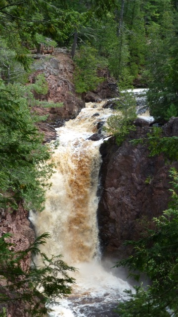 Copper Falls, WI