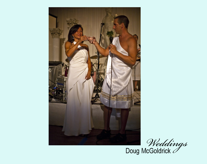 Toga Toga at the Ivy Room Chicago Doug McGoldrick photography weddings