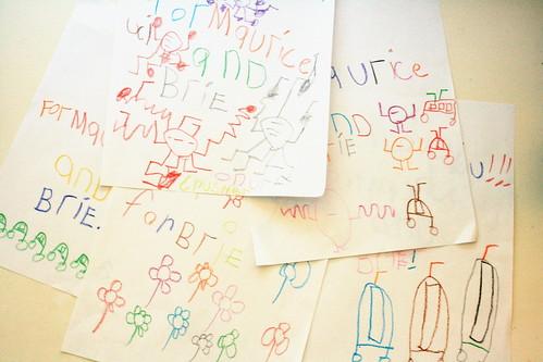 Maus' Doodles