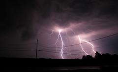 Wicked Sky (KelzPics) Tags: sky storm electric purple wicked electricity lightning purplesky summerstorm wickedsky