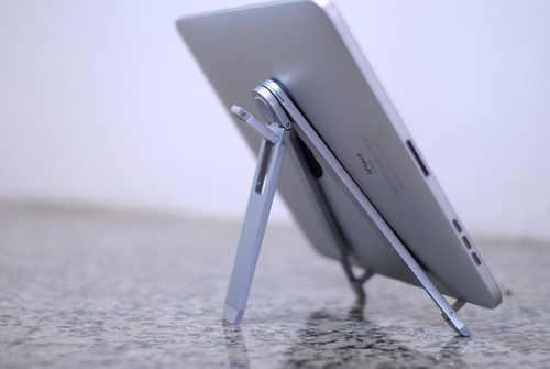 Twelve South's Compass iPad Stand landscape