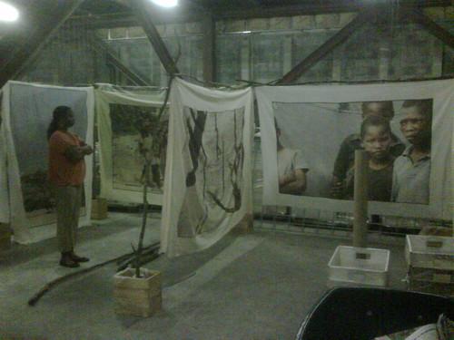 Cindy Skop Haiti project