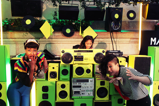 Soundsystem The Axe Effect 03