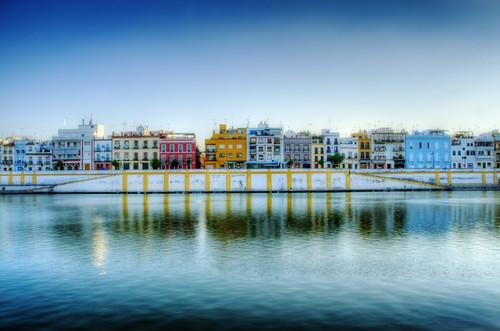 Seville. Triana. Sevilla