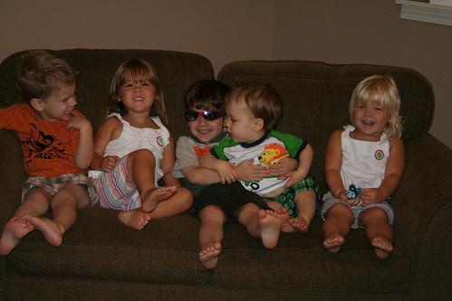 Cousins 8.16.10