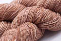 50% HC$- Dust to Dust on Spirit Orgainc Merino Worsted 4 oz. (...a time to dye)
