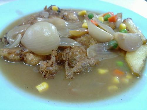 Yut Kee - Chicken Chop