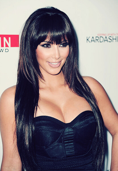Kim Kardashian by Melissaheckyeah