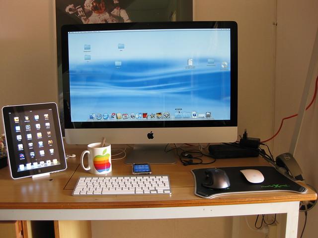 Bjorn's iMac