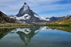 Matterhorn (Giovanni88Ant) Tags: mountain alps schweiz switzerland suisse matterhorn riffelsee svizzera schwiiz