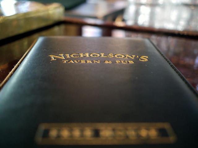 Nicholson's