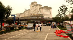 Gongzhufen 15 (David OMalley) Tags: west beijing 北京 西 fuxingmen 复兴门 公主坟 gongzhufen guanganmen 广安门