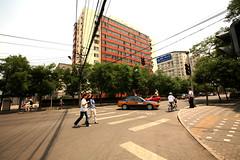 Fuxingmen 1 (David OMalley) Tags: west beijing 北京 西 fuxingmen 复兴门 公主坟 gongzhufen guanganmen 广安门