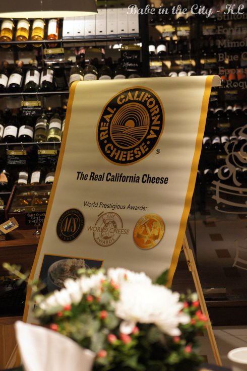 The Real California Cheese