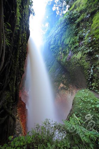 Belawan Waterfall, Kalianyar Village, Sempol,Bondowoso, Jawa Timur
