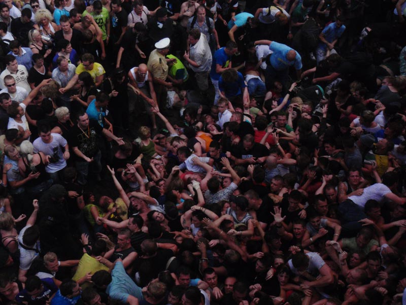 Crowd Disasters As Systemic Failures Analysis Of The Love Parade