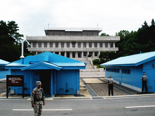 Joint Security Area @ Panmunjom