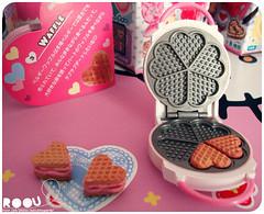 Waffle No. 3 (23Roou) Tags: pink cute hobby link blythe rement waffle
