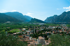 Riva del Garda landscape