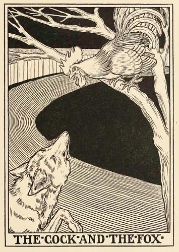 Gallus et Vulpes