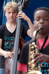 Jazz Juniors, OBA (Grachtenfestival) Tags: jazz grachtenfestival juniorgrachtenfestival
