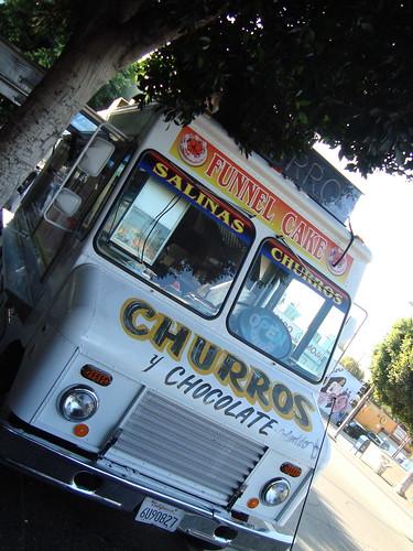 Salinas Churro Truck