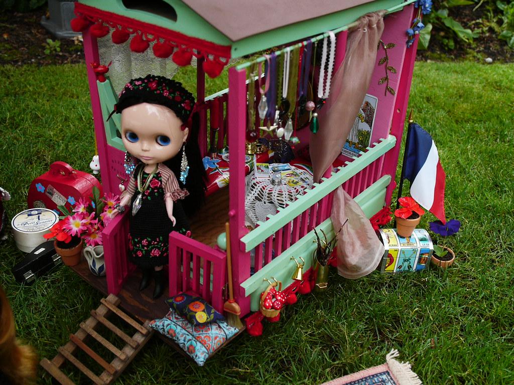 The Blythe Gypsy Caravan