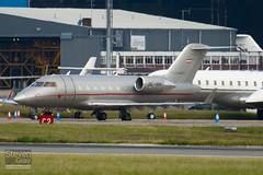 OE-INN - 5743 - Vistajet - Canadair CL-600-2B16 Challenger 605 - 100625 - Luton - Steven Gray - IMG_5898