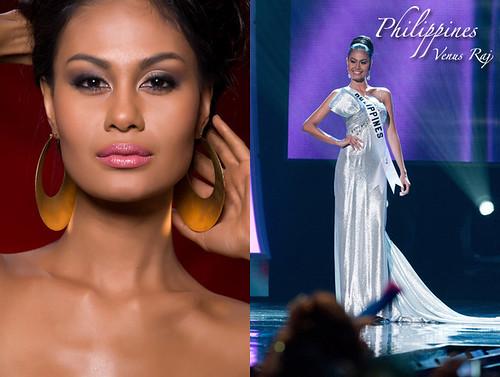 Miss Philippines Venus Raj