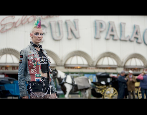 Punk is a way of life, not just a look or phase