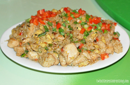 Chicken Fried Rice ~ Chino Latino