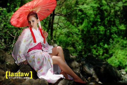 Kimono Ann