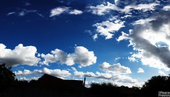 Clouds over Woodham (reecesp) Tags: sky clouds southwoodhamferrers yellowhighlights