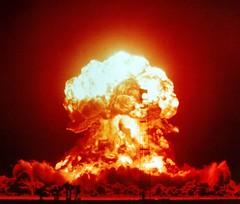 Explosion - via flickr user: The Official CTBTO Photostream