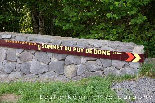 Puy de Dome, France