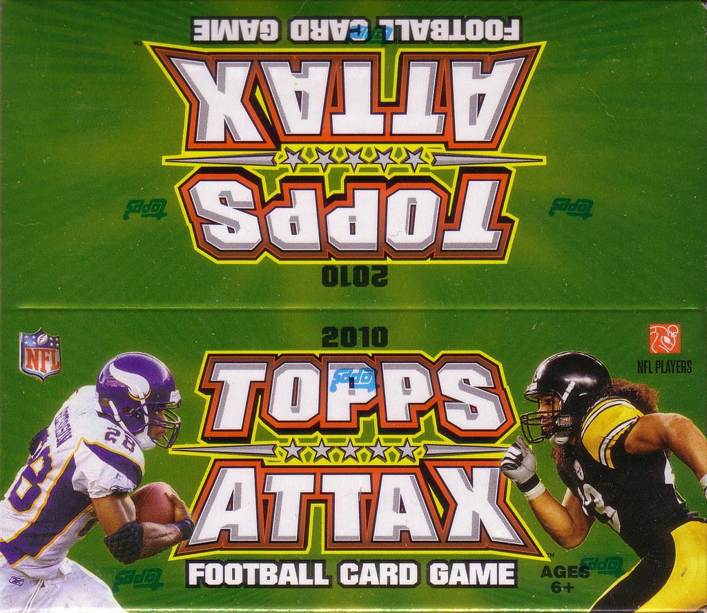 Lot of 6-6 Cards//Pack 6 Packs of 2010 Topps ATTAX Baseball HOBBY Pack