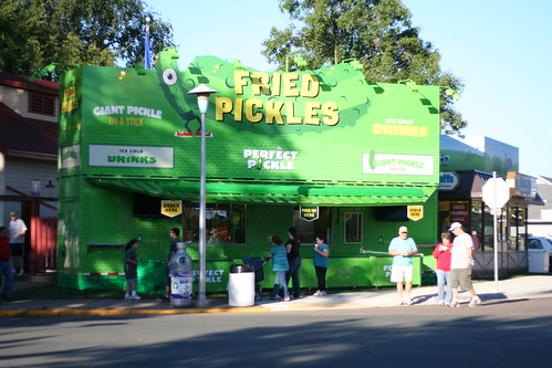 New pickle booth!