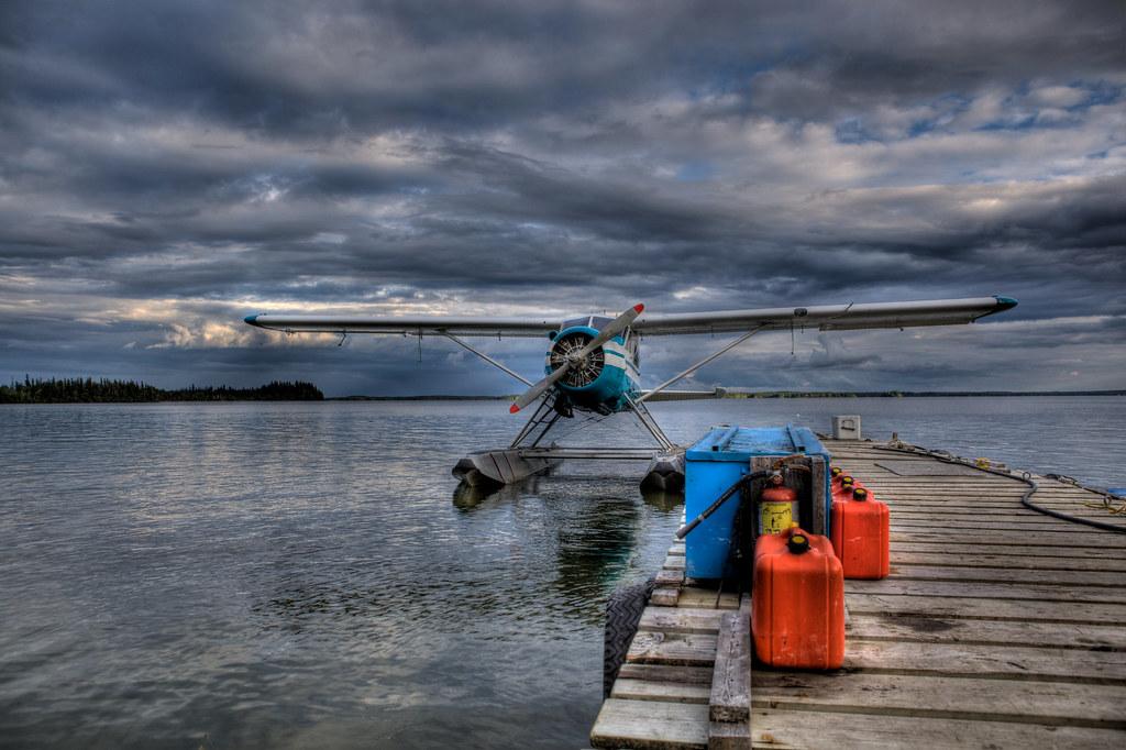 Molson Lake: Manitoba, Canada - July 2010