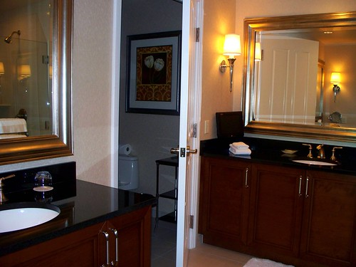 Our Room at the Signature at MGM Grand in Las Vegas http://flic.kr/p/8vQGvJ