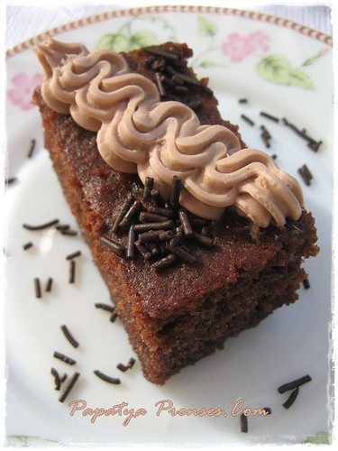 kakaolu sünger tatlı