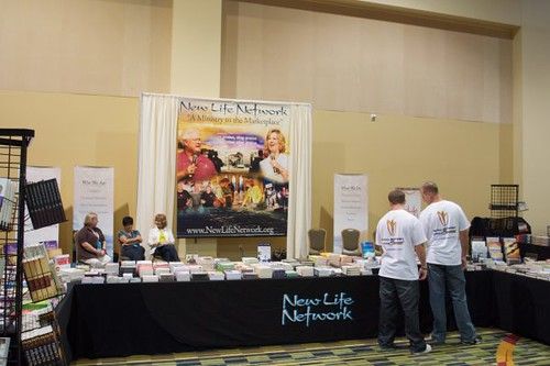 New Life Booktable Orlando