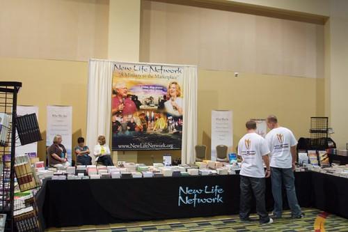 New Life Booktable Orlando