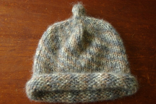 kinder hat