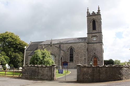 St Ninnidh's Parish Church, Inishmacsaint