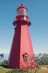 La Martre lighthouse 2 (Chris Haley) Tags: lighthouse quebec gaspesie gaspe haut martre